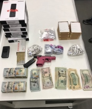 Police seize drugs, weapons from Bridgeville residence