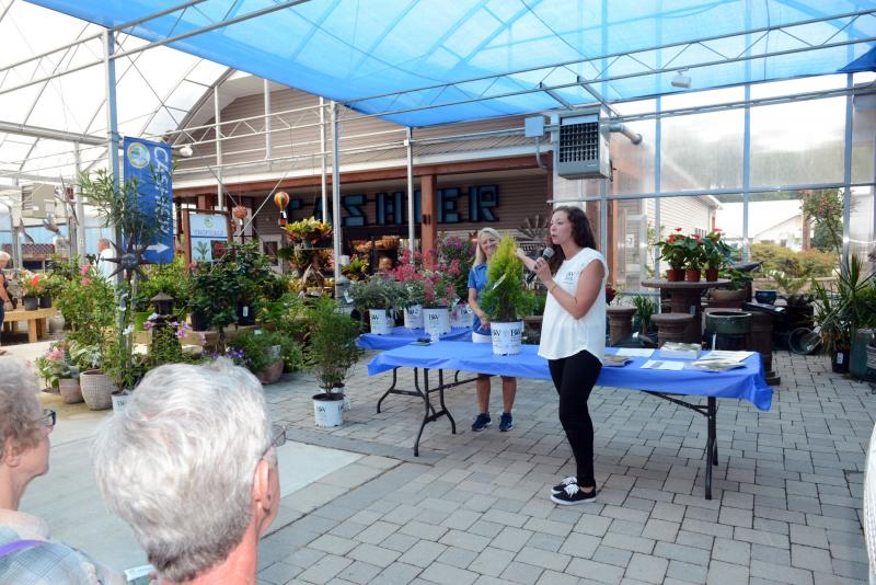 East Coast Garden Center Holds Brews Bbq And Bushes Event
