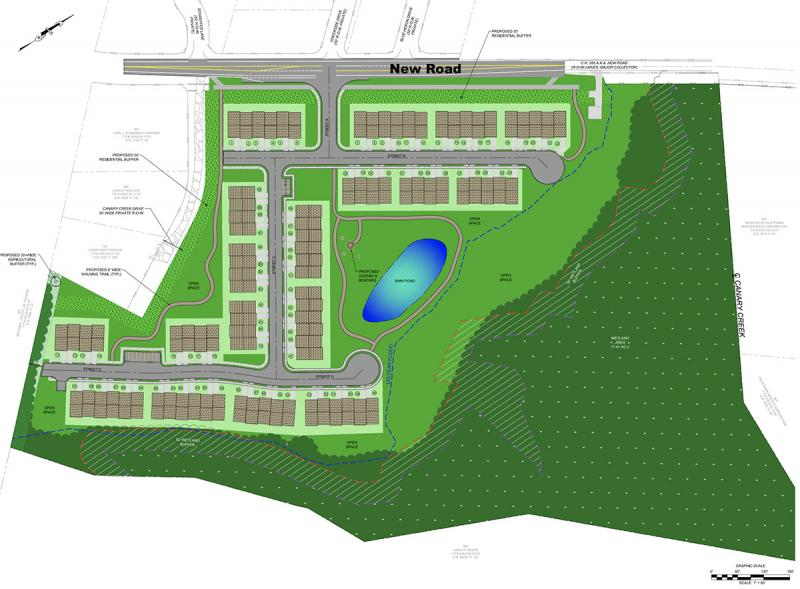 Lewes Waterfront Preserve gains preliminary approval