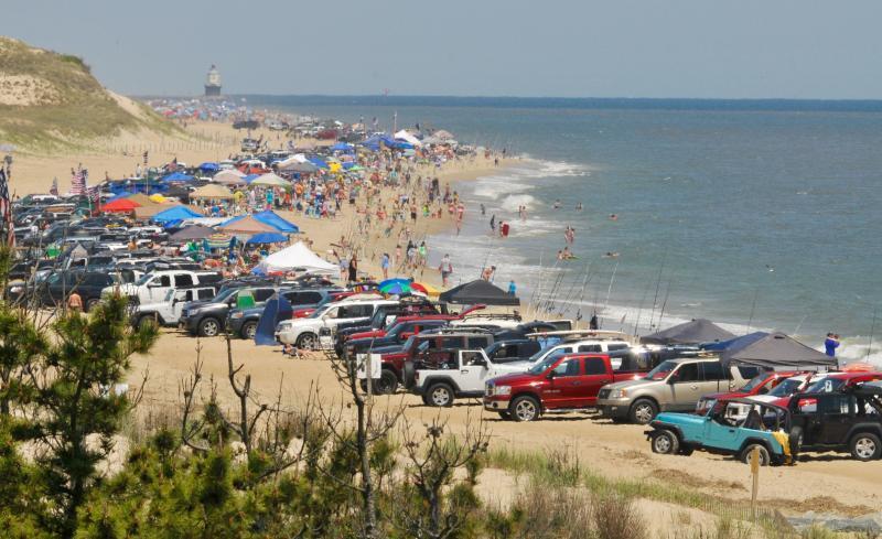 Dnrec Enforces Surf Fishing Regulations