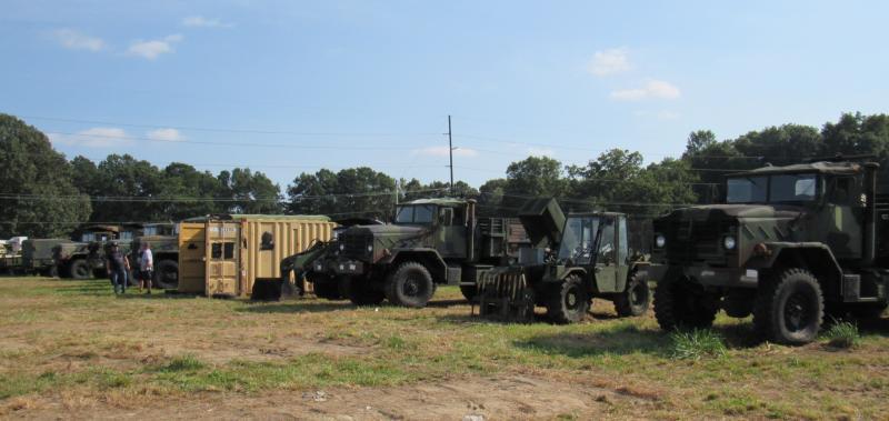 Military Surplus Auction >> Dewey Military Surplus Equipment Auction Set For Sept 14