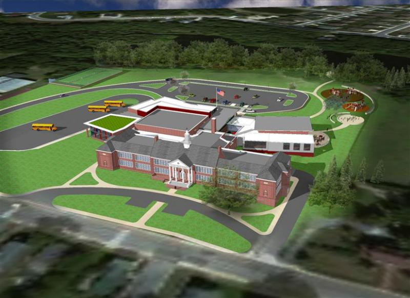 Milton Elementary School plans approved | Cape Gazette