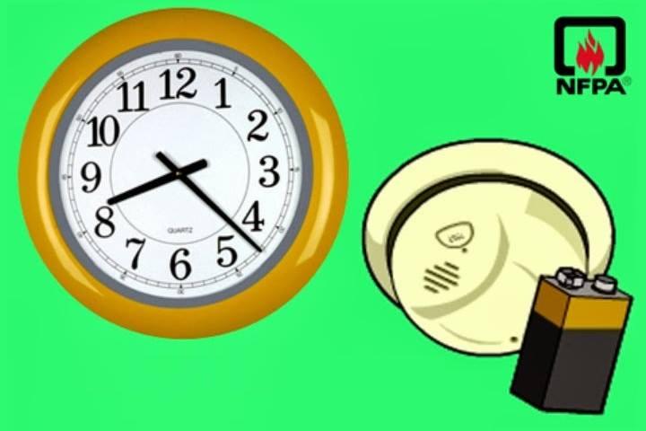 Change Clocks Change Smoke Alarm Batteries Nov 3 Cape Gazette