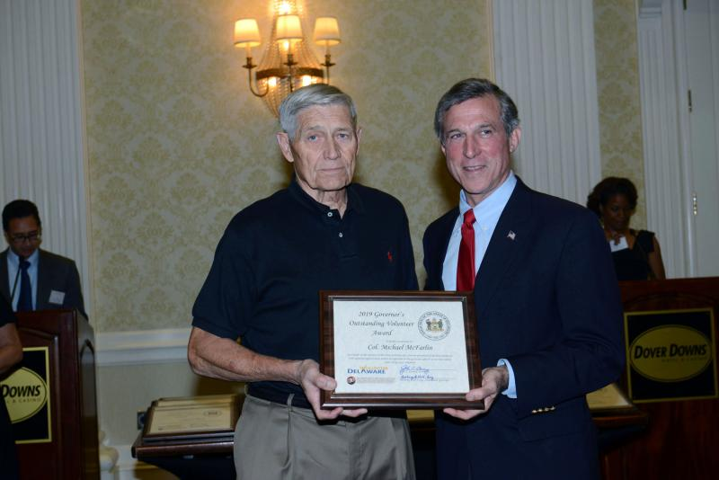 Gov. Volunteer Award