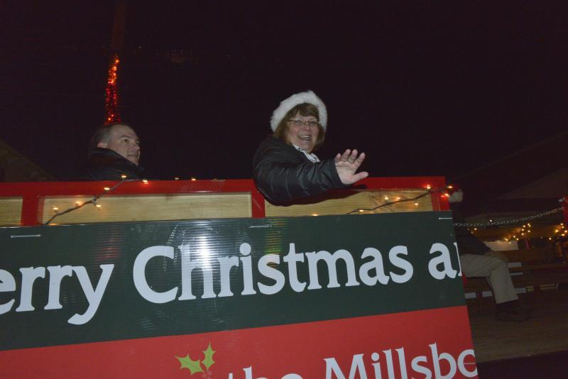 Millsboro Christmas Parade 2020 Millsboro marches to beat during Christmas parade | Cape Gazette