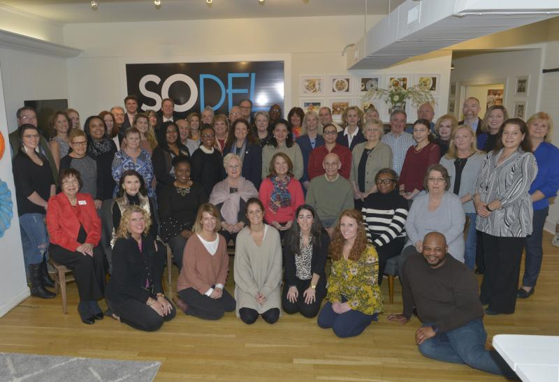 SoDel Cares awards grants