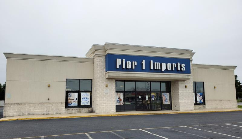 Pier 1 Imports Closing Route 1 Rehoboth Location Cape Gazette