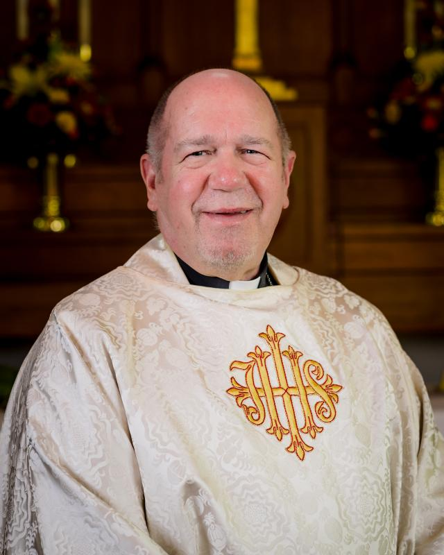 Father Tom White celebrates 50 years in ministry