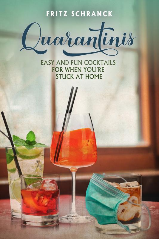 Golf Writer Fritz Schranck Pens Cocktail Recipe Book Cape Gazette