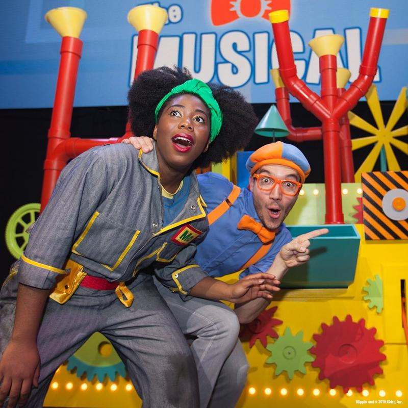 'Blippi the Musical' on stage at Delaware State Fair July 23. Purchase tickets now.