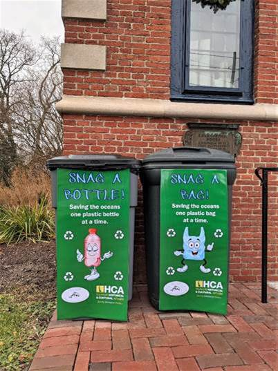 Zwaanendael Museum seeks plastic recyclables through March