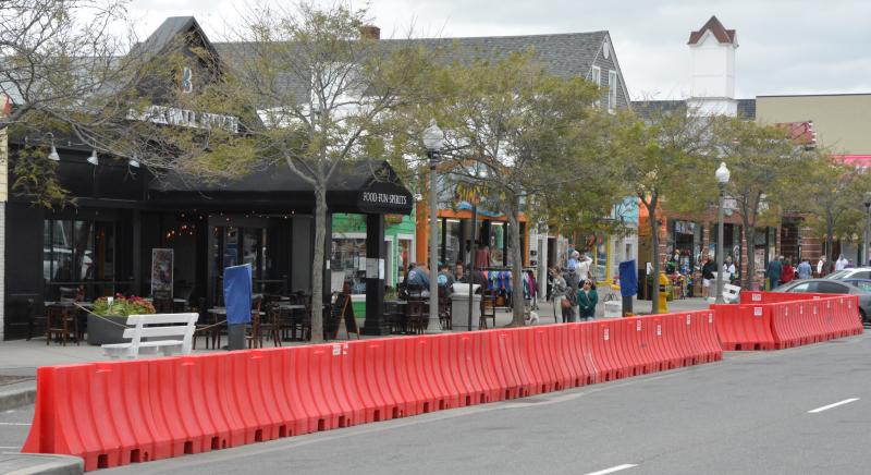 Fundraiser to help Rehoboth businesses pay for barriers