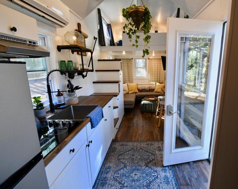 Tiny Home Owner Has Big Plans Cape Gazette