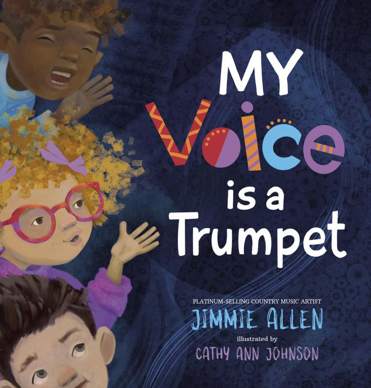 Jimmie Allen to sign children's book at Lewes library August 5