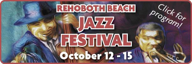 Rehoboth Beach Jazz Festival Info