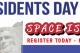 Presidents Day Kids Indoor Sports Blacklight Dodgeball Flag Football Soccer Hockey at Georgetown Indoor Academy