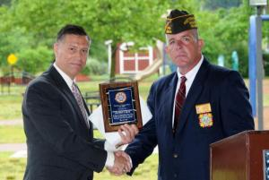 Our community from vfw post 6984 commander hank rickards by dan cook