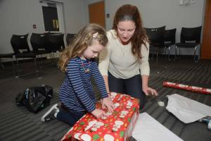 Childs Play wrapping