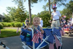 Henlpen Acres parade