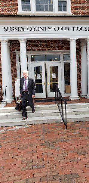 Jury Finds Clay Conaway Guilty Of Fourth Degree Rape Cape Gazette