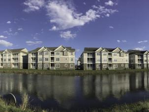 2 and 3 bedroom condos at Hearthstone Manor, Milford