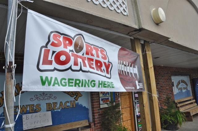 Delaware sports betting outlets