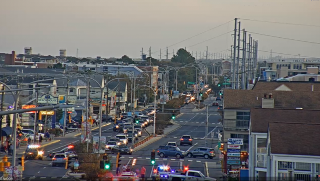 Two DC men hit by vehicle, killed in Dewey Beach, Del