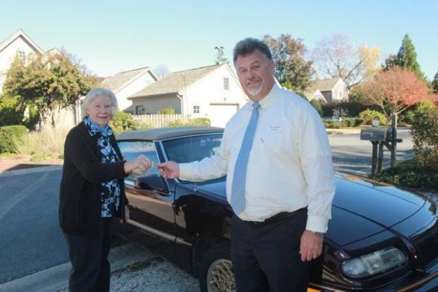 'ITNSouthernDelaware co-op member trades car for credit toward ride services