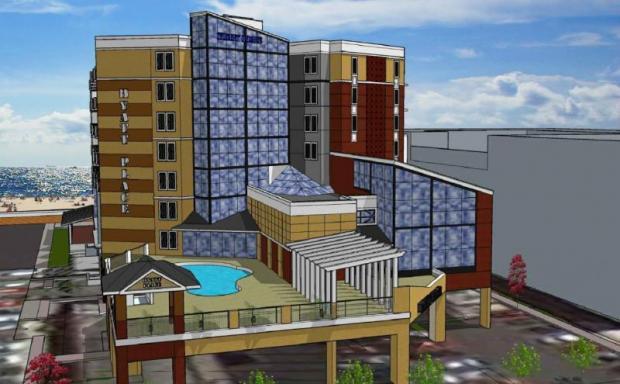 Applied Bank Finances Hyatt Place In Ocean City Cape Gazette