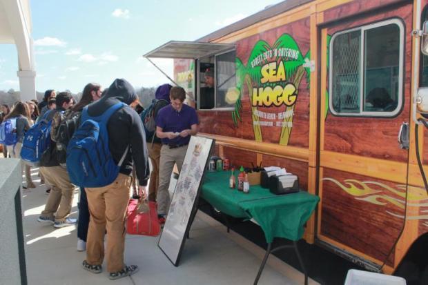 The Sea Hogg Food Truck