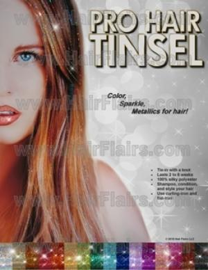 Bella Mia Hair Boutique now carries Tinsel Hair Extensions.  ef3313325312