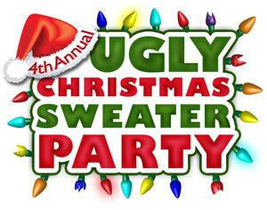 Ugly Christmas Sweater Clipart.Parrot S Annual Ugly Christmas Sweater Party Tonight