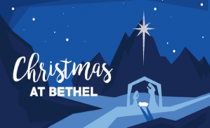 Christmas Eve Services at Bethel UMC